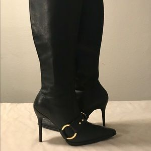 Datelli Leather boots